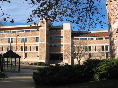 The Sutherland Center at CU